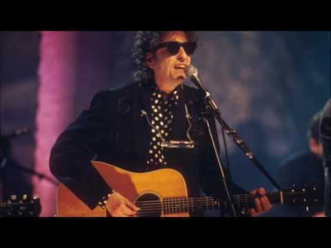 Bob Dylan - Rainy Day Women #12 & 35 With Bruce Springsteen And Neil Young 1994