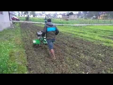 Kirloskar Power Garden Tiller performance 8 HP 5 HP