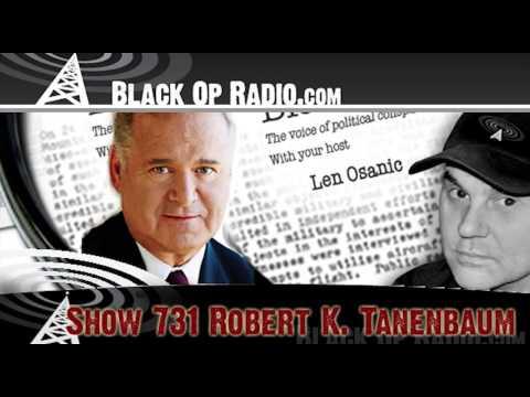 Robert K. Tanenbaum on Black Op Radio #731