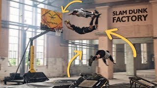 Slam Dunk Factory | Acrobatic Basketball | Dunking Devils