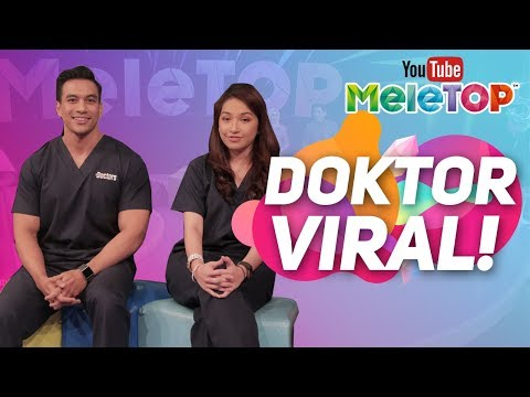 Doktor VIRAL dan doktor cantik datang MeleTOP | My Doctor | Dr. Shazril & Dr. Liyana