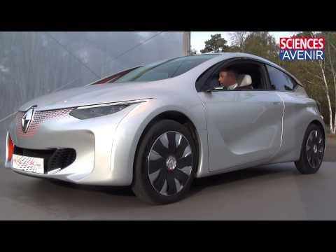 HIGH-TECH. Test de la voiture électrique de demain, selon Renault