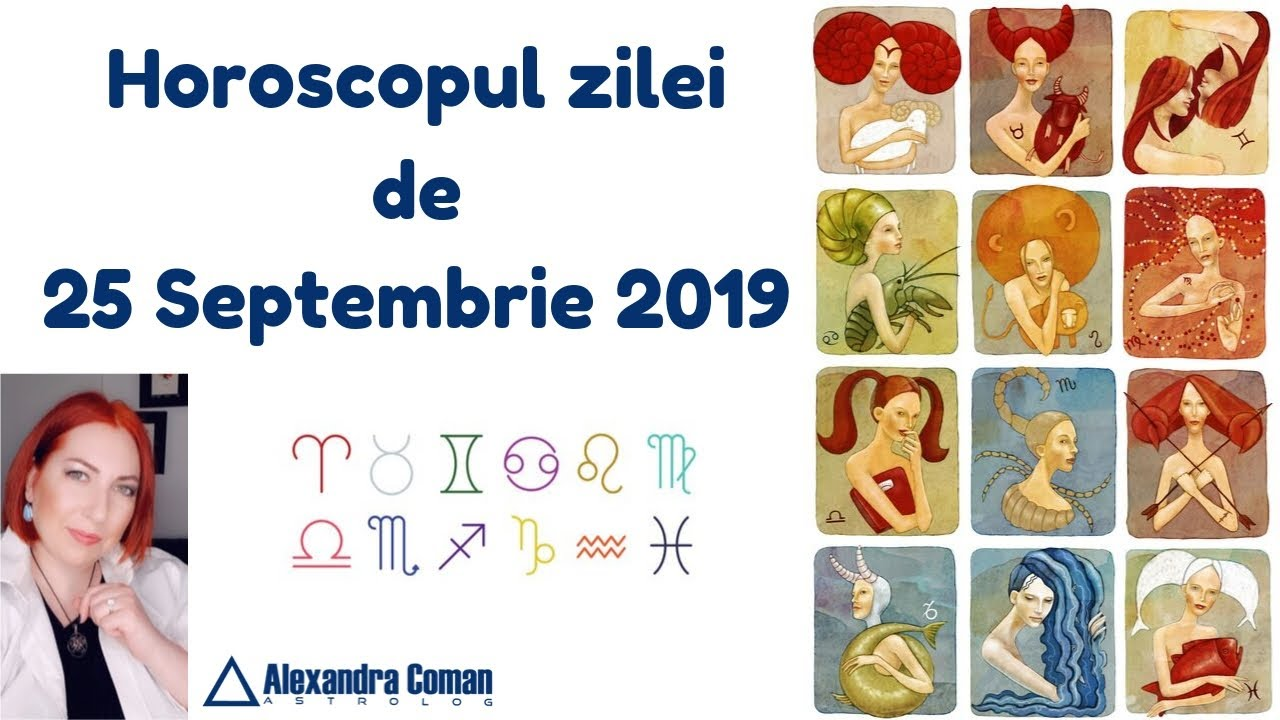 25 septembrie 2019 - YouTube   25 Septembrie