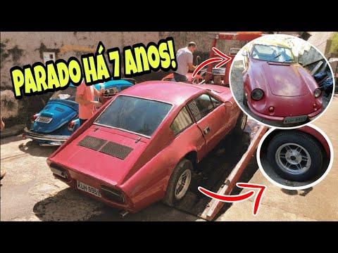 COMPREI UM PUMA 1979 ABANDONADO!!! *desde 2012 sem andar*