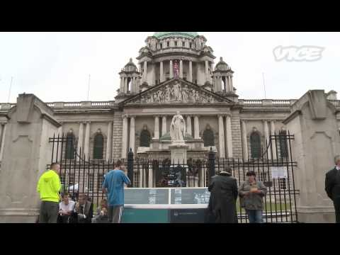 The European Capitol of Terrorism: Belfast - VICE Travel - Part 3 of 4