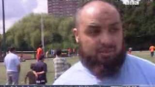 FC Unity - 3rd annual UNITY Cup Report on BBC Arabic - July 2009