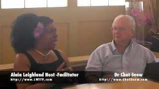 Dr.Chet Snow Venus Transit-2012