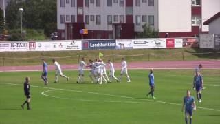 Tindastóll vs KFS - 3.deild 2016