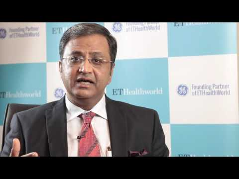 Dr K Sridhar, Director- Institute of Neurological Science, Global Hospitals, Chennai