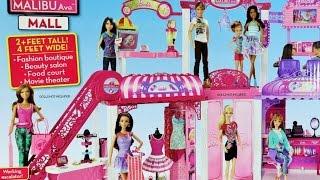 Video Barbie Mall Barbie Alışveriş Merkezi | Barbie Türkçe izle | Evcilik TV Barbie Oyunları download MP3, 3GP, MP4, WEBM, AVI, FLV November 2017