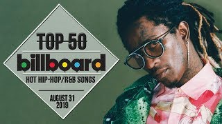 Top 50 • US Hip-Hop/R&B Songs • August 31, 2019 | Billboard-Charts