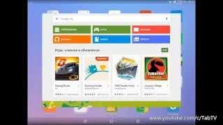 видео Программы для планшетов Андроид