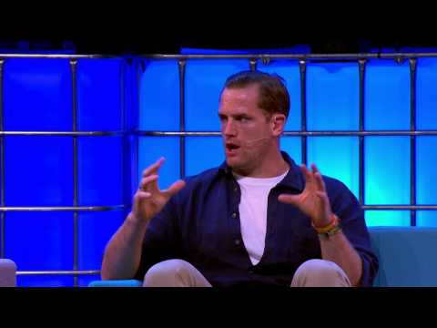 From sports star to tech star - Jamie Heaslip & Ian Prior