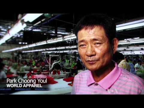 Burma Hopes for US Return to Textile Industry