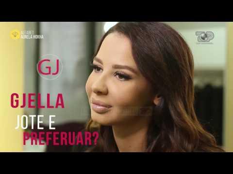 Thumb, 26 Nentor 2016 - Intervista Alfabet (Aurela Hoxha)