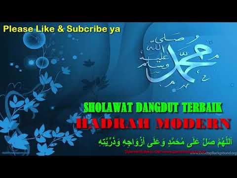 Mantab..!! Sholawat Dangdut Terbaik - Hadrah Modern HD