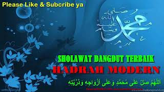 Download lagu Mantab Sholawat Dangdut Terbaik Hadrah Modern HD MP3