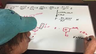 Organic Chemistry Reaction Drill - ORGOMAN  - DAT Destroyer