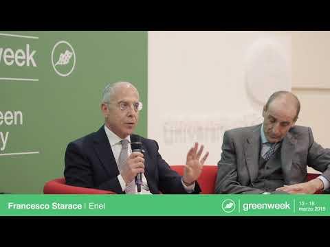 Green Week 2018 | Realacci, Vacchi e Starace raccontano l'Italia della Green Economy