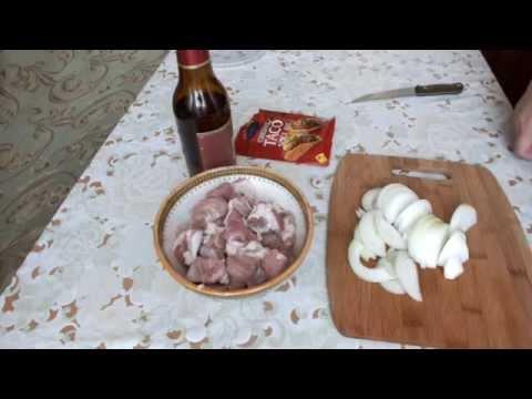Вкусная и мягкая свинина на сковороде