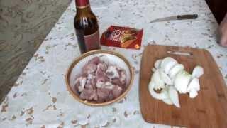 Жареное мясо по чешски в пиве рецепт приготовить свинину