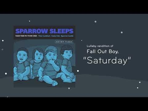 Sparrow Sleeps: Fall Out Boy