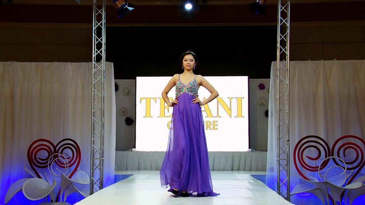 ab1547c19f94 Terani Couture - EWF Fashion Show 2015 - YouTube