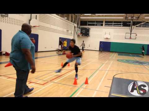 Mississauga AAU Basketball Practice