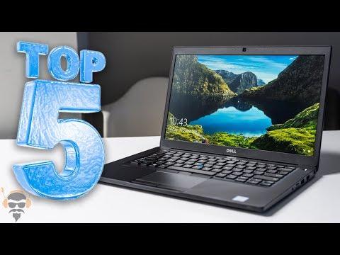 Top 5 Best Dell Laptops In 2019