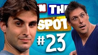 On The Spot: The Eyebrow Cam #23