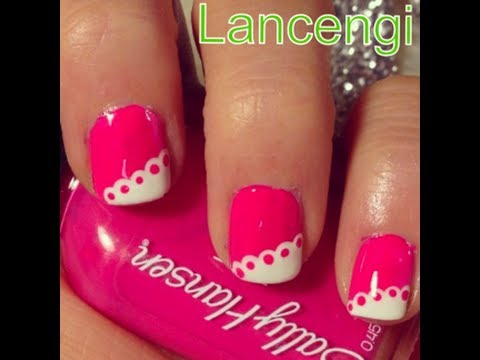 Diy how to create easy lace nail art designs for beginners diy how to create easy lace nail art designs for beginners valentines day youtube prinsesfo Gallery
