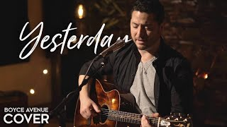 Download Lagu Yesterday The Beatles Boyce Avenue Acoustic Cover On Spotify Apple MP3