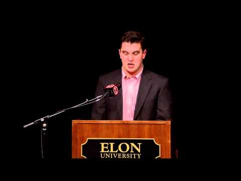 ELN SGA Elections 2014: Matthew Crehan - Candidate for Executive Secretary