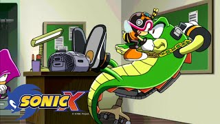 [OFFICIAL] SONIC X Ep39 - Defective Detectives