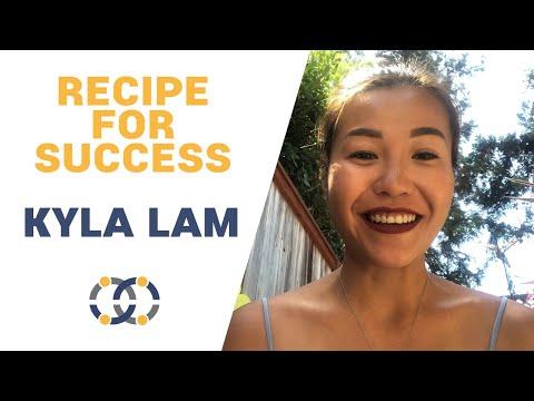 Recipe for Success: Kyla Lam