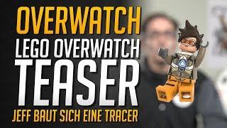 Lego Overwatch Teaser Trailer | Bau dein eigenes Team! ★ Overwatch Deutsch