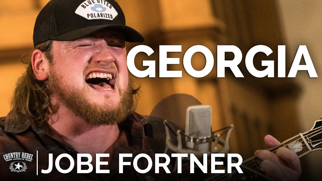 Jobe Fortner — Georgia (Acoustic) // The Church Sessions