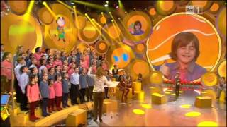 Il canto del gauchito (Argentina) - 55° Zecchino d