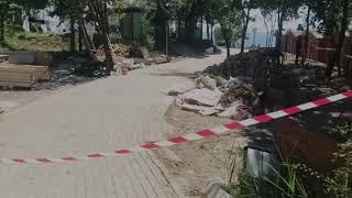Durrës - Kontrolle Për Goditjen E Rasteve Të Ndërtimeve Të Paligjshme, 5 Shtetas Në Pranga