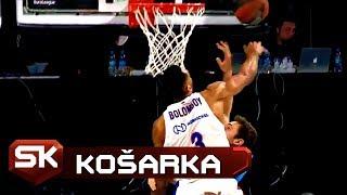 Euroleague 2019   Najbolje Blokade Marta   SPORT KLUB Košarka