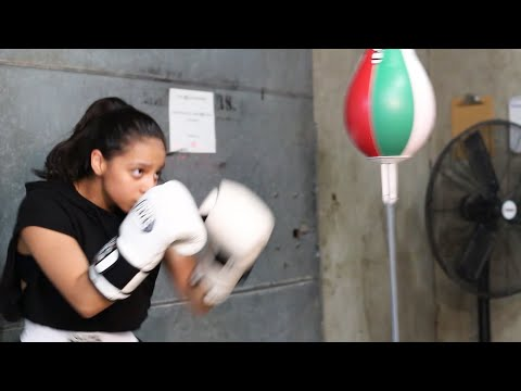 Judge Memorial Catholic High School: Breaking Stereotypes as a Female Boxer