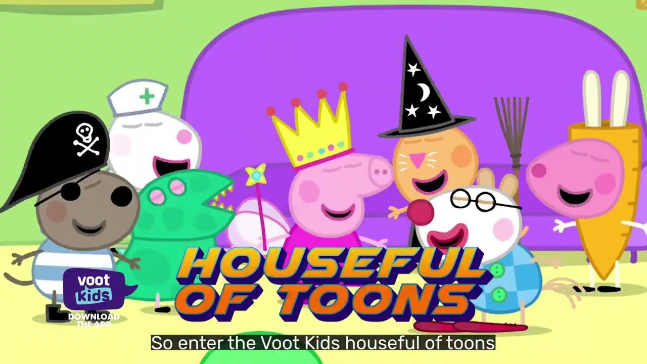 Voot Kids | 200+ toons | Housefull of Toons