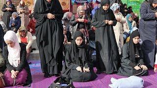 Me infiltré en un templo religioso del Islam... Esto es lo que vi
