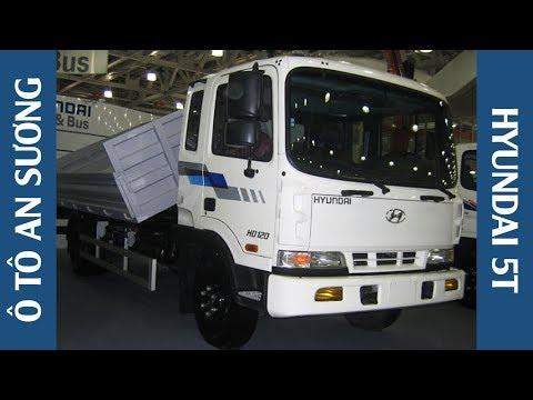 Xe ti Hyundai 5T HD 120
