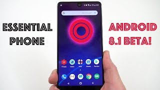 Essential Phone Android Oreo 8.1 Review: Bugs Fixed!