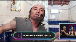 Hashtag: El Cacash fue interpelado por decir una infamia sobre Franda