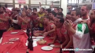 Sorteo Copa del Rey 2016: Guijuelo - Atlético de Madrid