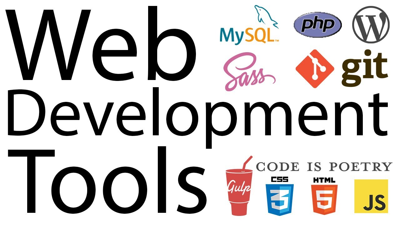 Web Development Tools I use for Developing WordPress Websites - How To  Build a Website & Workflow