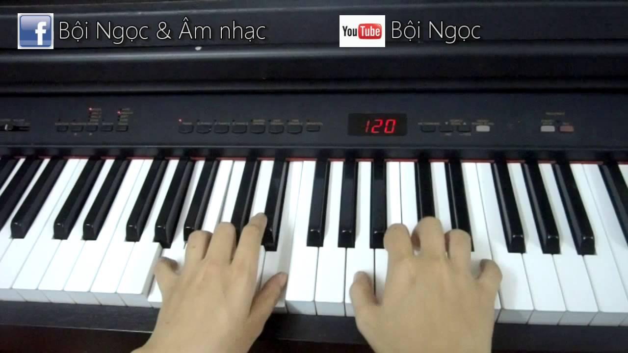 Tình Yêu Màu Nắng – Thúy Trang ft.BigDaddy | Piano Tutorial #23 | Bội Ngọc Piano