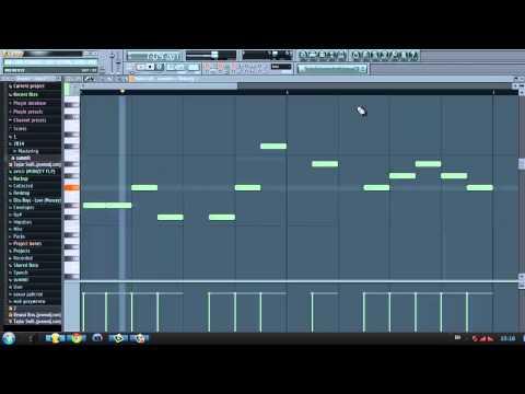 Skrillex - Summit (FLP-MIDI)